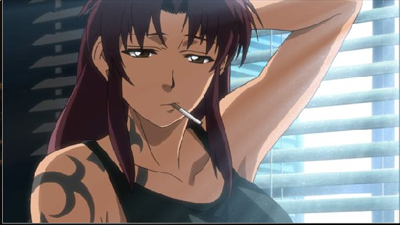 If You Could....... Revy