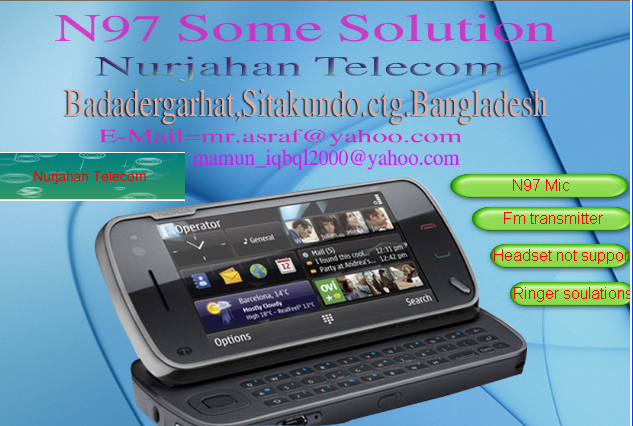 Nokia N97 Hardware Solutions In One Exe N97solution