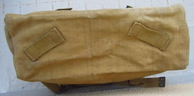 1940's Backpack (genuine) IMG_0731copy