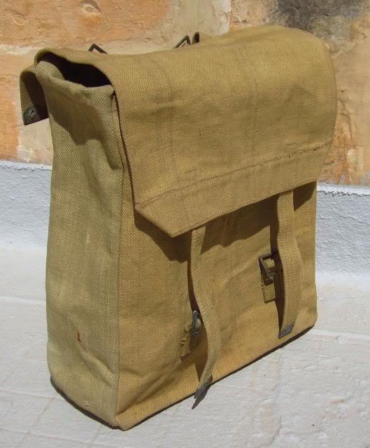 1940's Backpack (genuine) IMG_0739copy