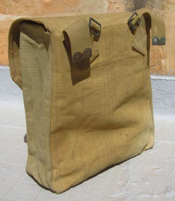 1940's Backpack (genuine) IMG_0740copy