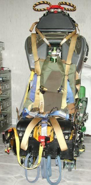 F-104G Cockpit, 1:12 Italeri Gq7_front