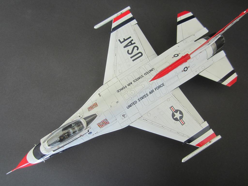 """""""Thunderbirds"""" F16C Block 52 IMG_3115"""
