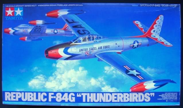 F84G ''Thunderbirds'', 1:48 Tamiya IMG_5525