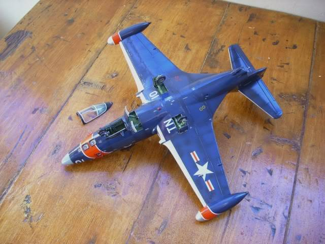 *WIP*  Panther F9F-5P, Revell 1:48 - Page 3 IMG_5974