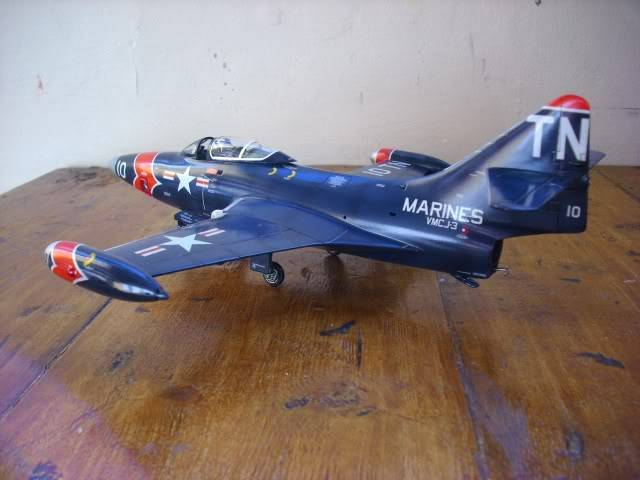 *WIP*  Panther F9F-5P, Revell 1:48 - Page 3 IMG_5978