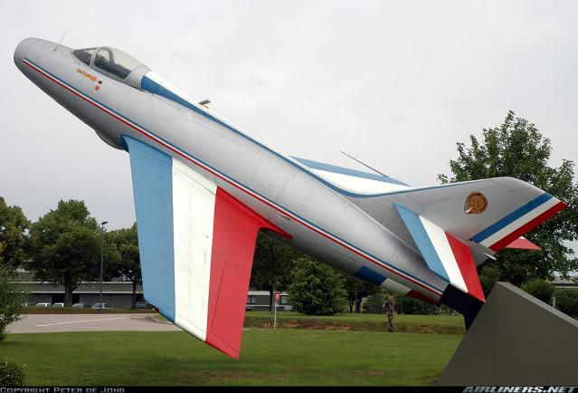 Dassault MD-454 Mystere IV A ''Patrouille de France'' (Revell 1:72) 1234450