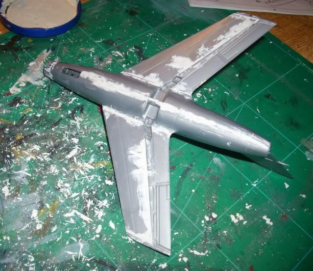 Dassault MD-454 Mystere IV A ''Patrouille de France'' (Revell 1:72) IMG_6817