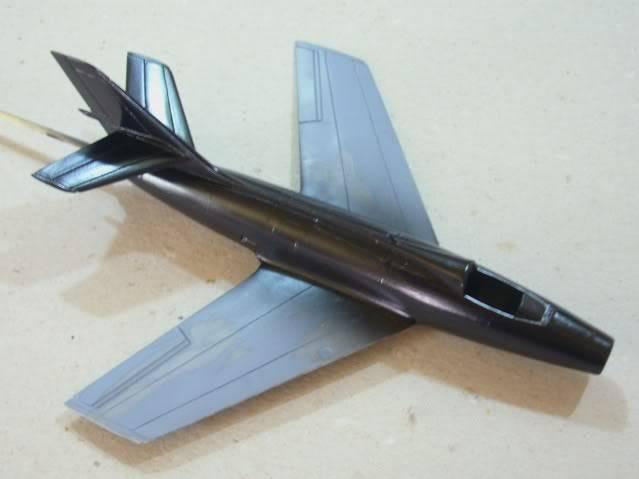 Dassault MD-454 Mystere IV A ''Patrouille de France'' (Revell 1:72) IMG_6844