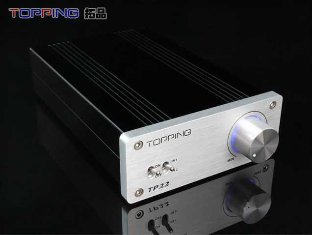 Ampli economico usato TP22-01