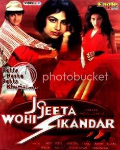 Jo Jeeta Woh Hi Sikandar [1992] Jo-jeeta-wohi-sikandar-1992