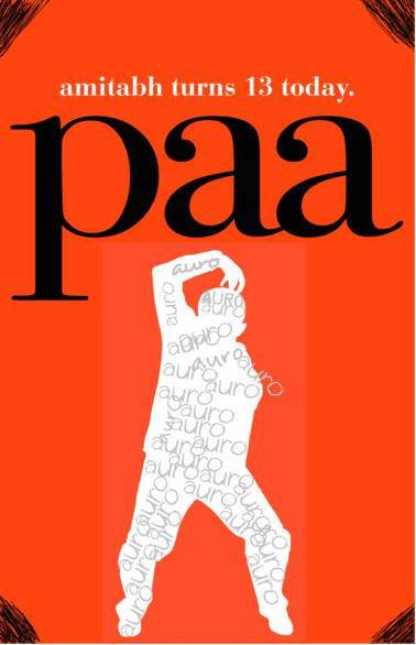 Paa [2009] Paa