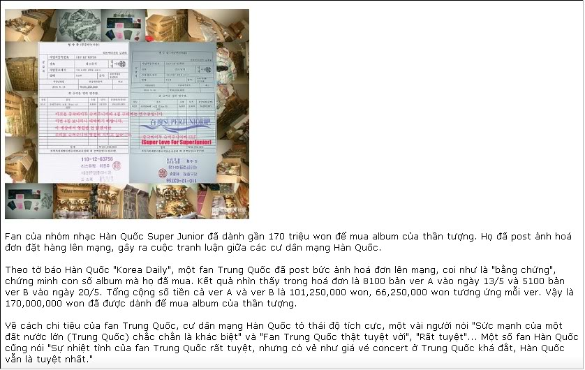 [Dis] Kênh 14 và loạt bài viết phỉ báng K-pop fan ( Phóng sự phần I ) - Page 3 Sj13