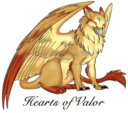 Hearts of Valor (Original Fantasy RP) H2