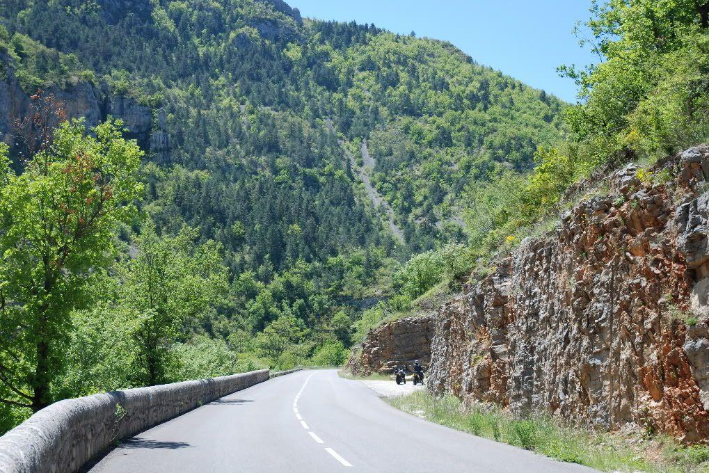 Onze Tour de France mei 2010 GorgesduTarn2