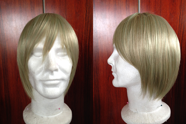[CLOSED] Wigs/posters/misc Blonde1