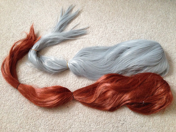 [CLOSED] Wigs/posters/misc Silver