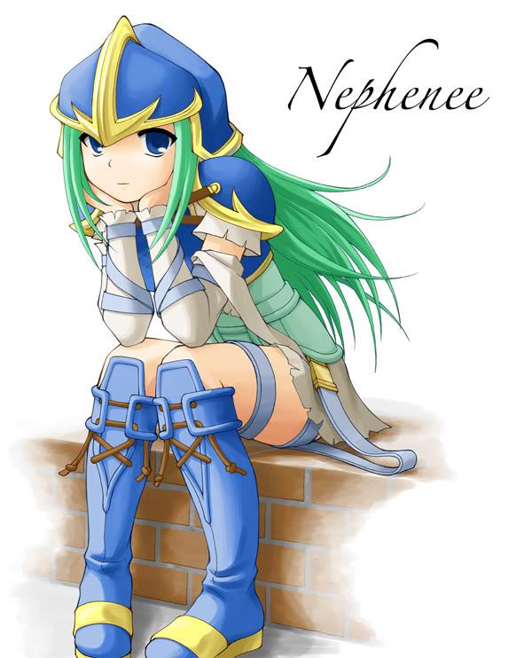 The lovely NEPHENEE Nephenee_12