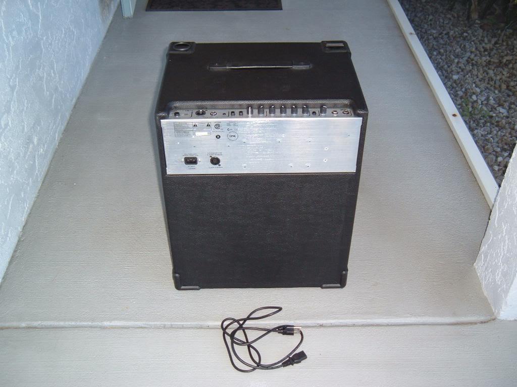 COMBO GALLIEN KRUEGER GK MB210 DSCF2645