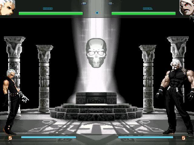 Stage-Dark Legacy Mugen0-10