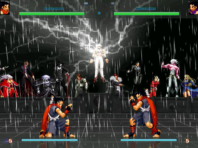 KOF Matter Mugen Time To Say Godbye Mugen0007887