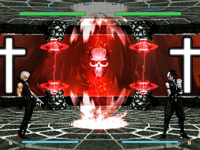 KOF Matter Mugen Time To Say Godbye Mugen1-2