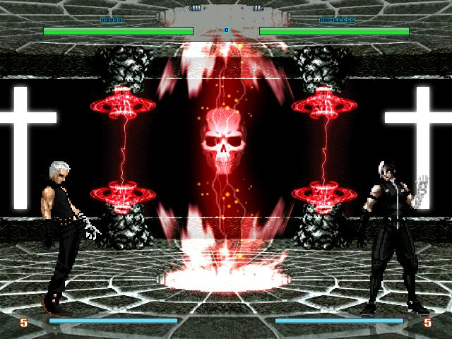 KOF Matter Mugen Time To Say Godbye Mugen5-5