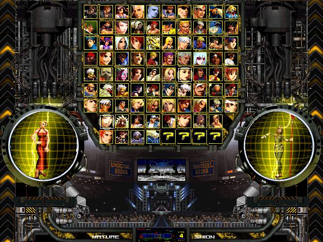 Screenpack Unreal II The Awakening - Página 2 Mugen000