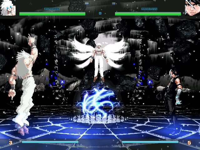KOF Matter Mugen Time To Say Godbye Mugen111111111