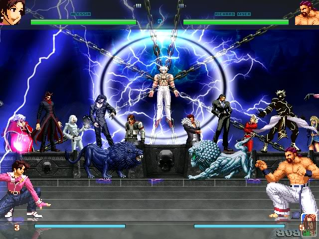 KOF Matter Mugen Time To Say Godbye Mugen16-1