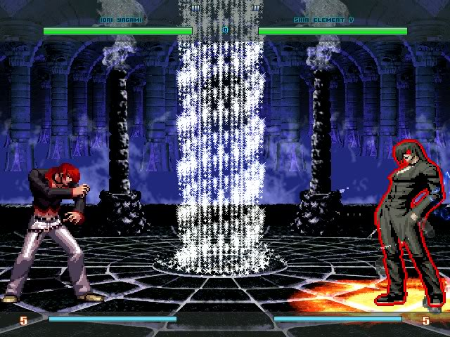 KOF Matter Mugen Time To Say Godbye Mugen25454