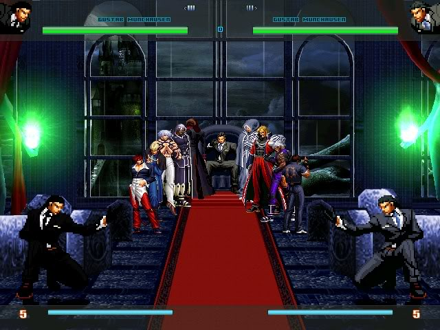 Stage Gustab the Nightmare Mugen3654633