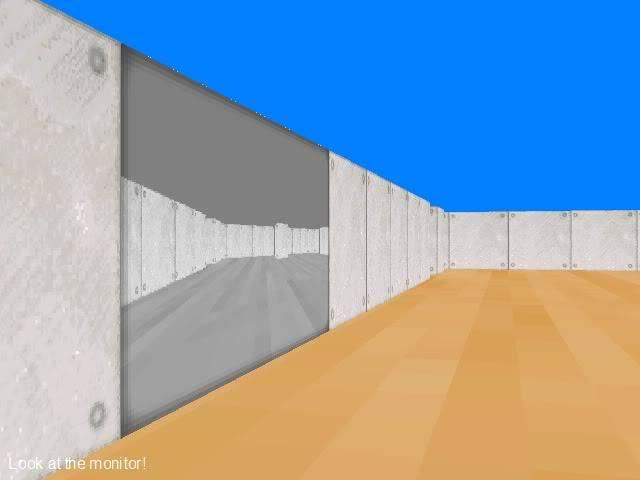 Surface en modo 3D en Gm8 Monitor