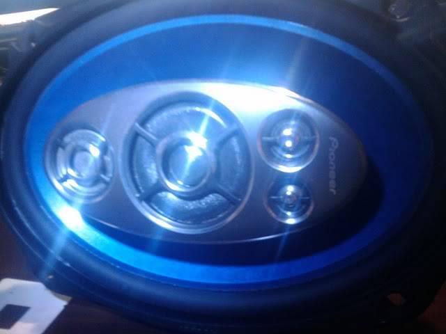 Pioneer 6x9 5-Way Speakers for sale! 2010-02-23045902