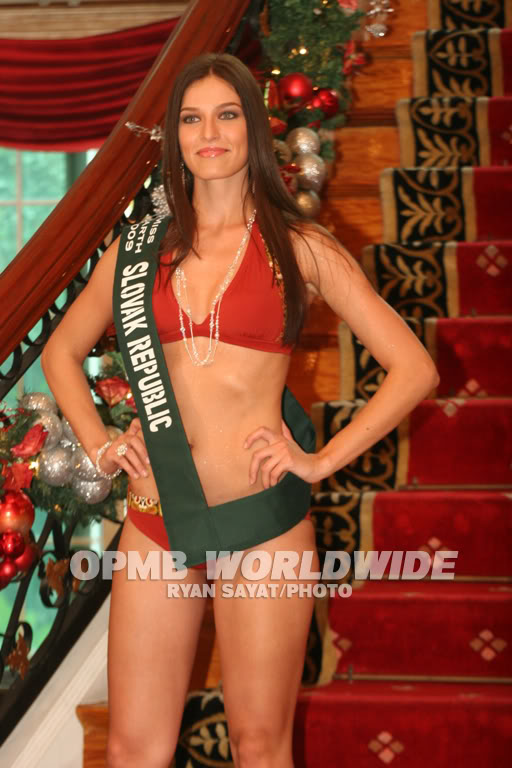 Lea Sindlerova (SLOVAK REPUBLIC EARTH and INTERCONTINENTAL 2009) - Page 2 4075981188_3d5375a9b3_o