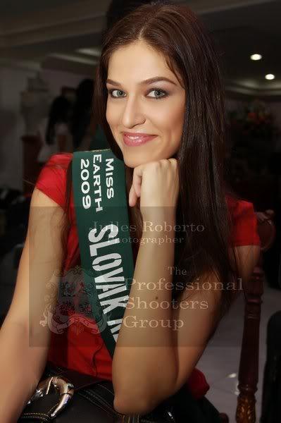 Lea Sindlerova (SLOVAK REPUBLIC EARTH and INTERCONTINENTAL 2009) - Page 2 50wm