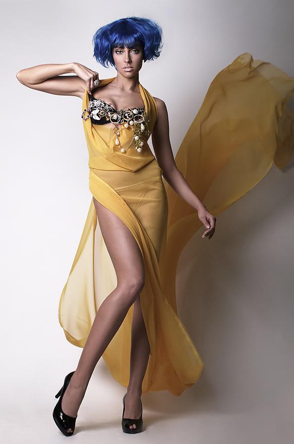 Magdalena Sebestova - Miss Slovakia World 2006 P1173638747