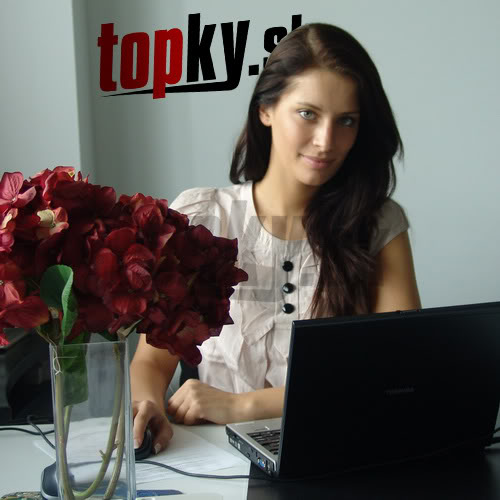 Official thread of Barbora Franekova - Miss Slovakia World 2009 - Page 3 Barbora-franekova-online-rozhovor-f