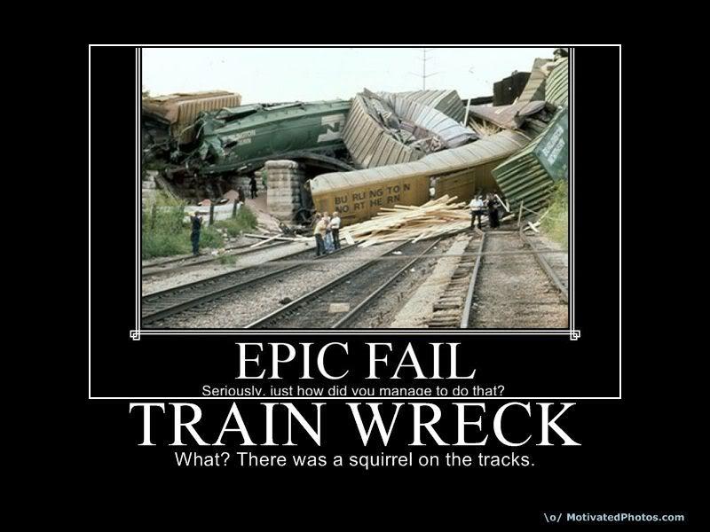 Unusual Rebelscum access problem EpicFail-TrainWreck