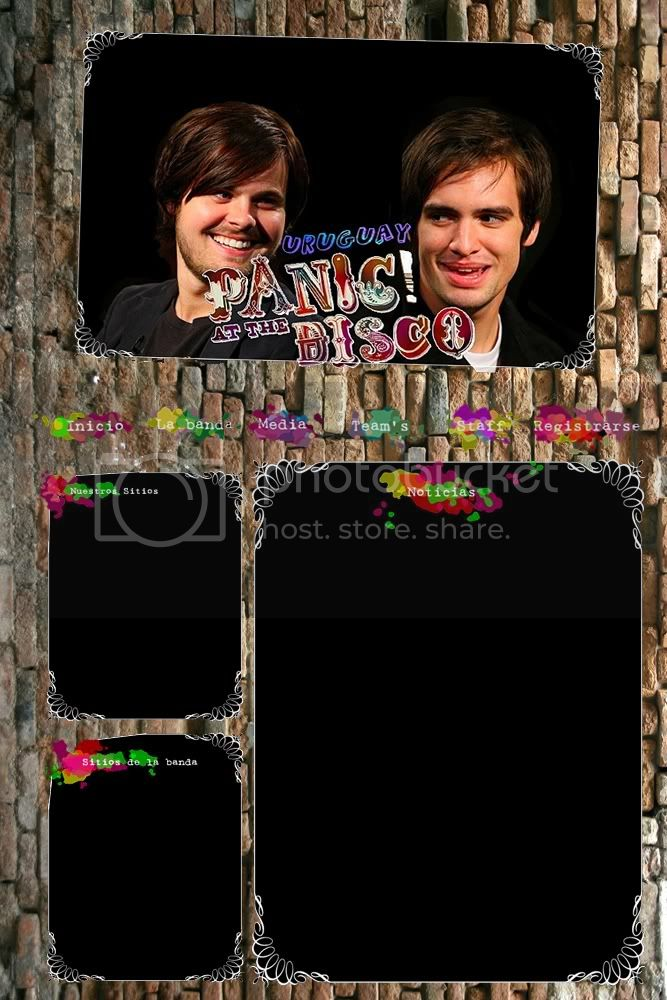 * DISEÑO DE LA FUTURA WEB DE P!ATD URUGUAY * WebPATD-Wall