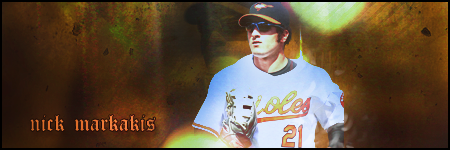 GALLERY DE BASEBALL Nicksign