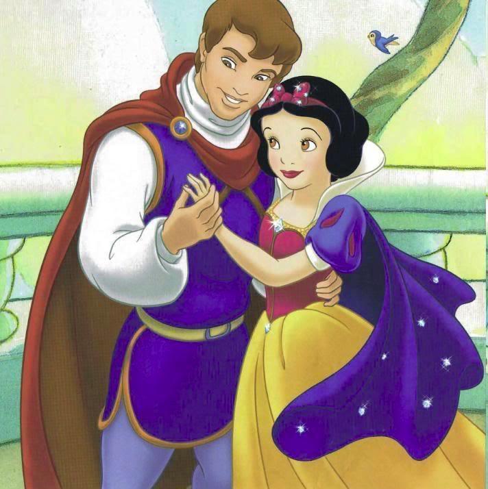 Snow White Snow-White-and-Prince-disney-cou-3