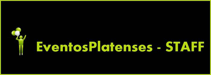 Eventos Platenses - Staff