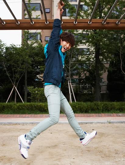 [photos]SHINee New Reebok Cf Reebok19