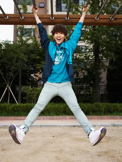 [photos]SHINee New Reebok Cf Reebok25