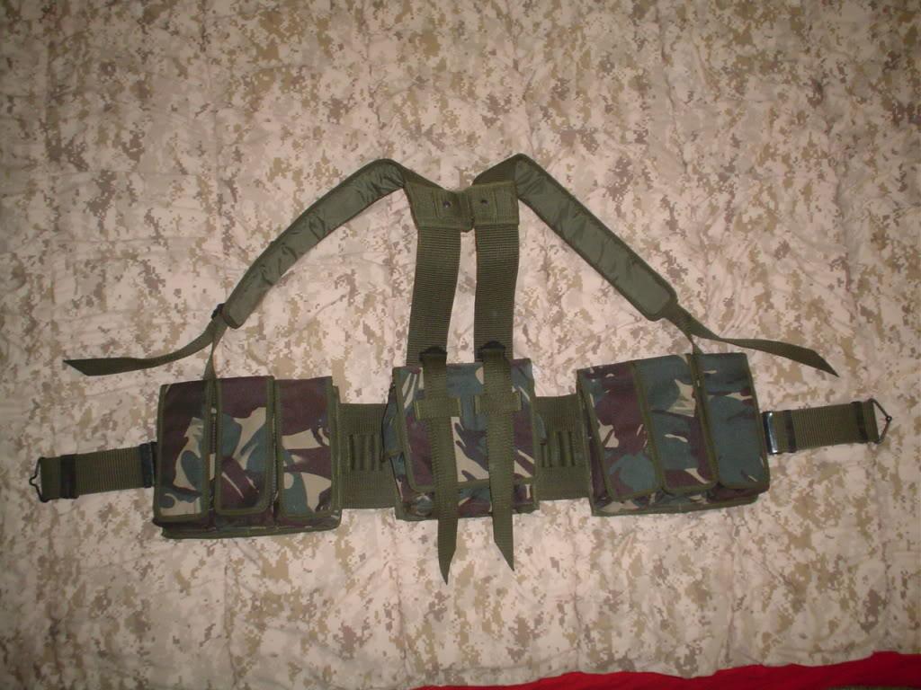 Philippine Army web gear Piwebgear