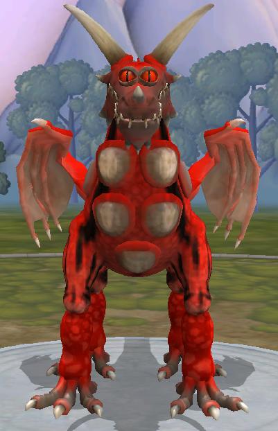 Una especie de Dragón [O5] - Página 2 DraconanteFrente