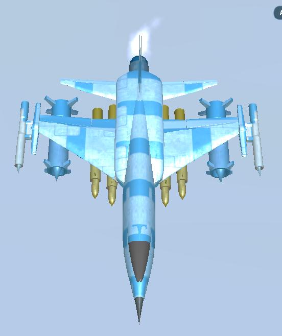Pium pium, pium (?) [O5] [A] F-16Arriba