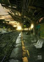 Estación del tren.