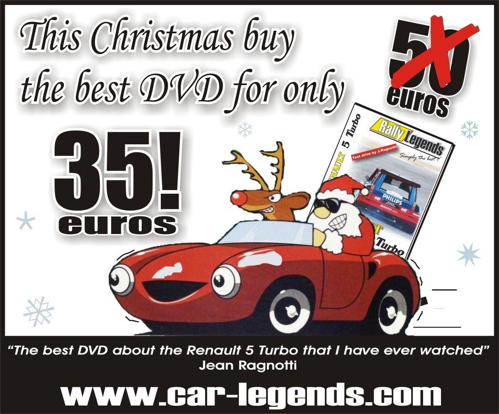 Décidé de maintenir le prix, toute l'anné ¡DVD 35 €! PromocionRallyLegendsingles